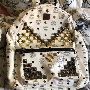 Handbags - Mcm backpack medium